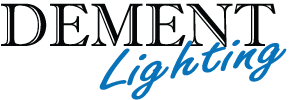 Dement Lighting Logo