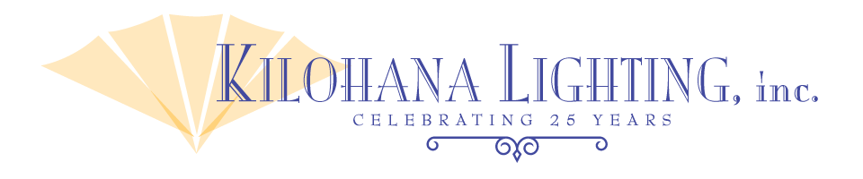 Kilohana Lighting Logo