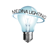Medina Lighting Logo