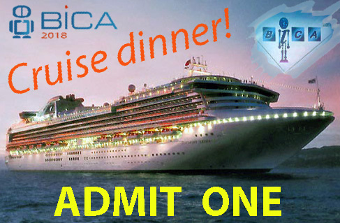 BICA 2018 Cruise with a Dinner on the Boat