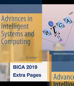BICA 2019 Proceedings Extra Page Fees - Per Page, for Accepted Papers Only