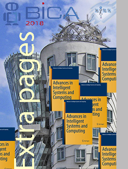 BICA 2018 Proceedings Extra Page Fees - Per Page, for Accepted Papers Only