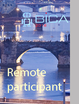 BICA 2018 Remote Participant Registration - Pay only if invited to this option!