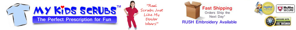 My Kids Scrubs - T4